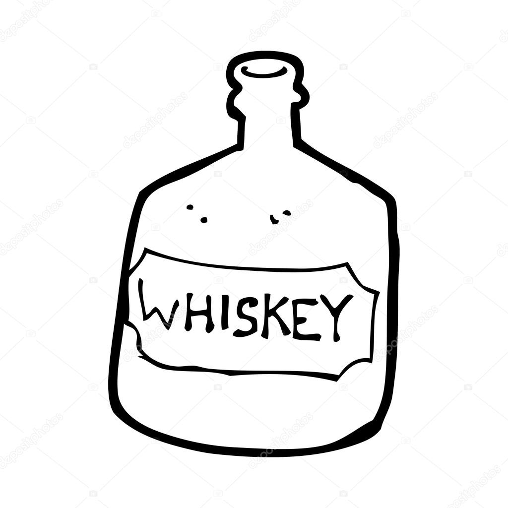List Of Synonyms And Antonyms Of The Word Whiskey Cartoon