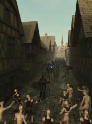 Fantasy medieval city Stock Photos Royalty Free Fantasy medieval city Images Depositphotos®