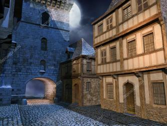 Medieval city fantasy Stock Photos Royalty Free Medieval city fantasy Images Depositphotos®