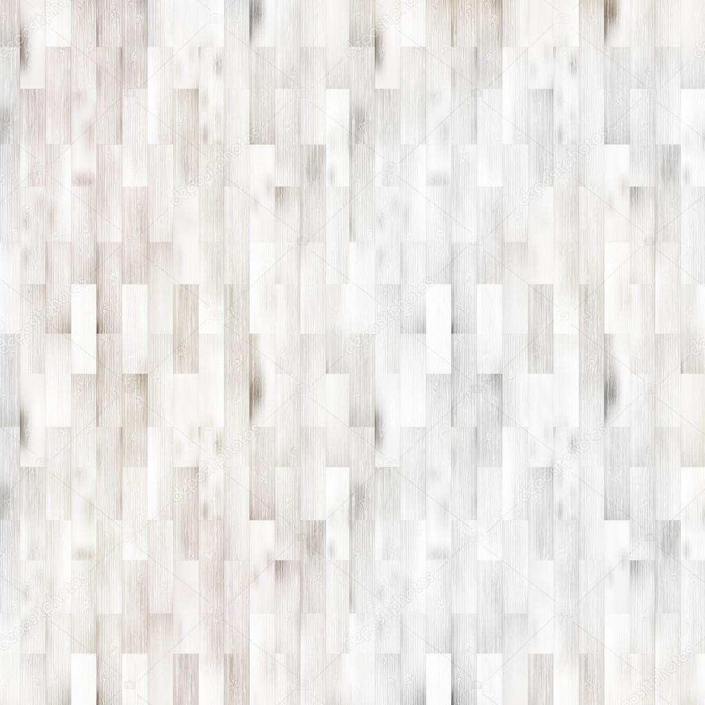 White Wooden Parquet Flooring Texture Eps10