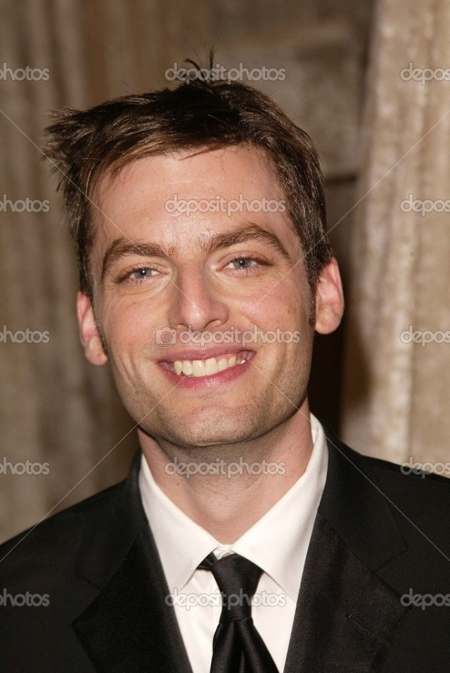 Justin Kirk Stock Photo