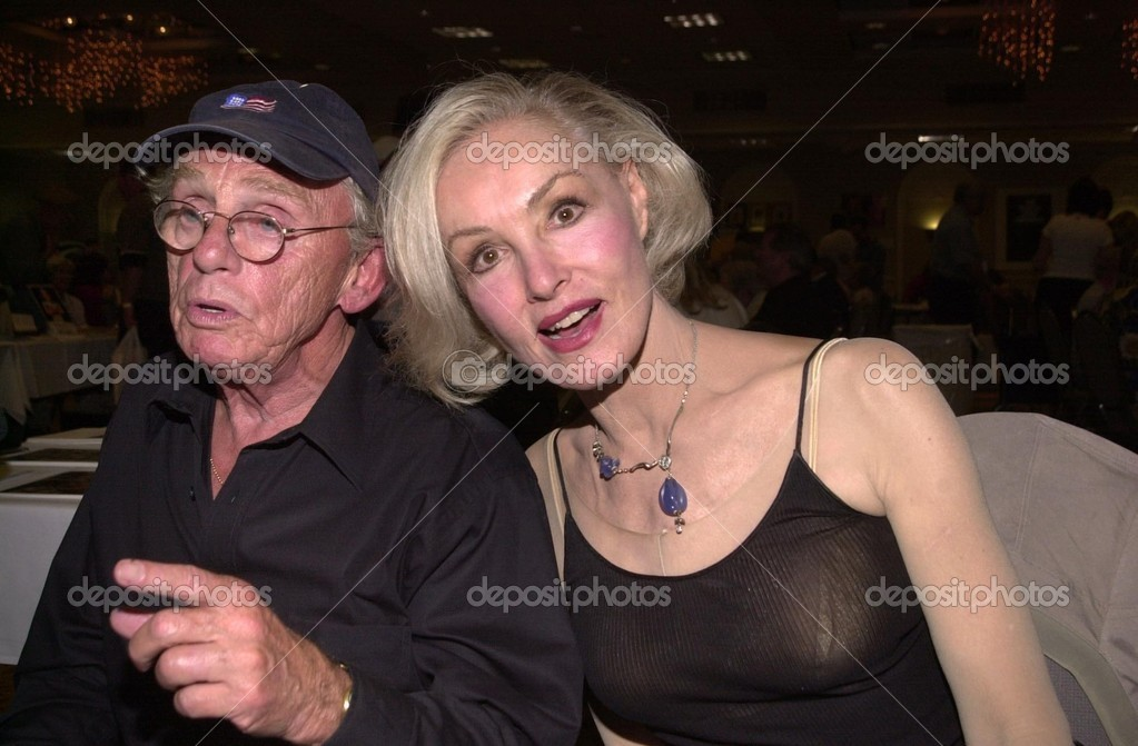 Frank Gorshin and Julie Newmar – Stock Editorial Photo © s ...