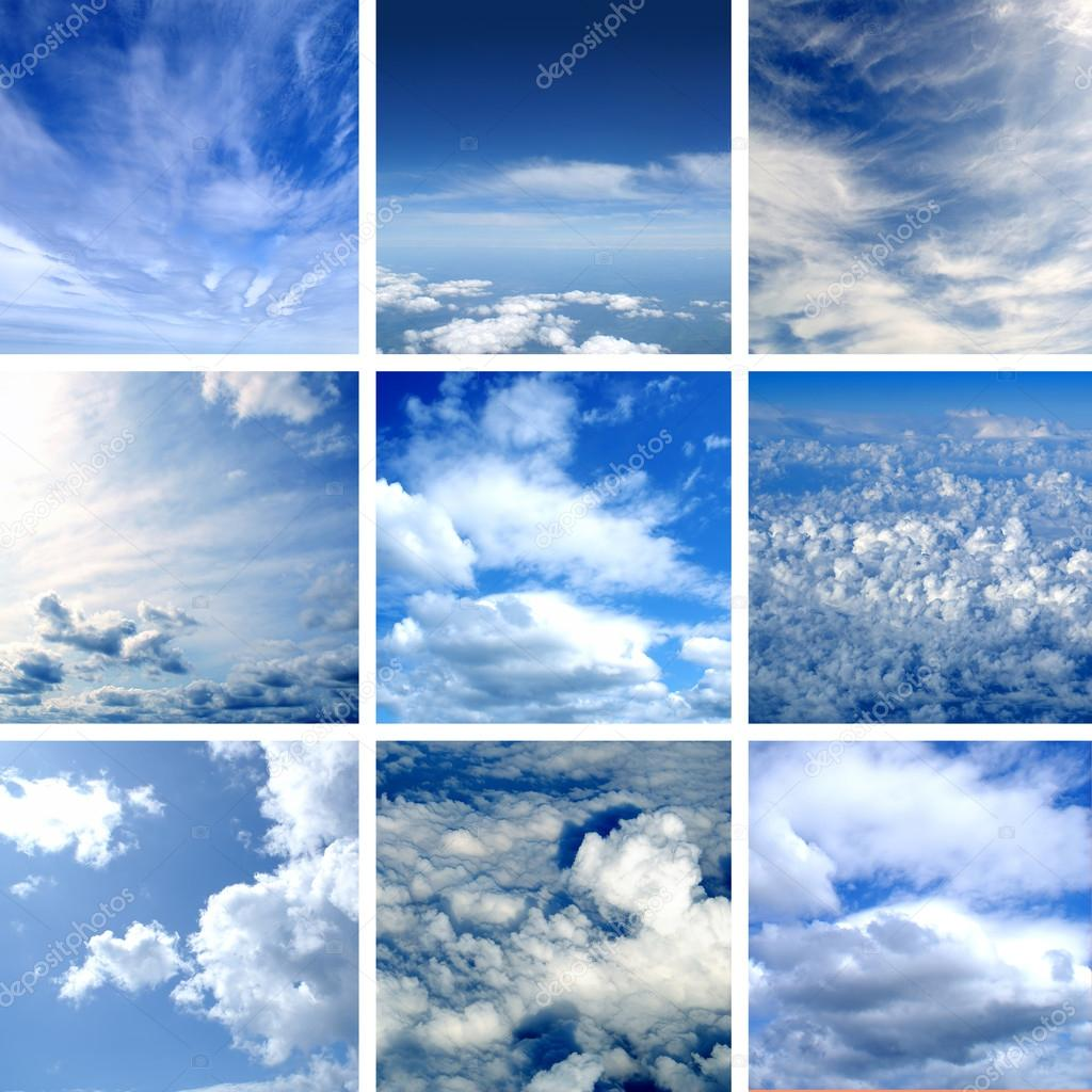 Depositphotos Different Types Of Clouds Images