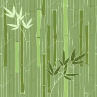 Seamless green bamboo pattern  Stock Vector  maritime_m ...
