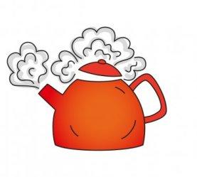 ✅ boiling kettle premium vector download for commercial use format: eps cdr ai svg vector illustration graphic art design