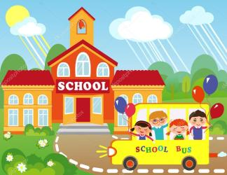 School Stock Vector © PushnovaL #19133017