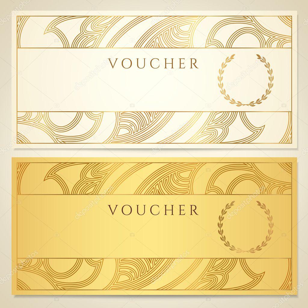 certificate and voucher template vector curriculum vitae sample certificate and voucher template vector