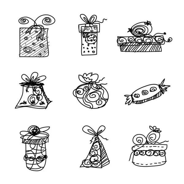 Cartoon Food Pyramid — Stock Vector © cteconsulting #3987915