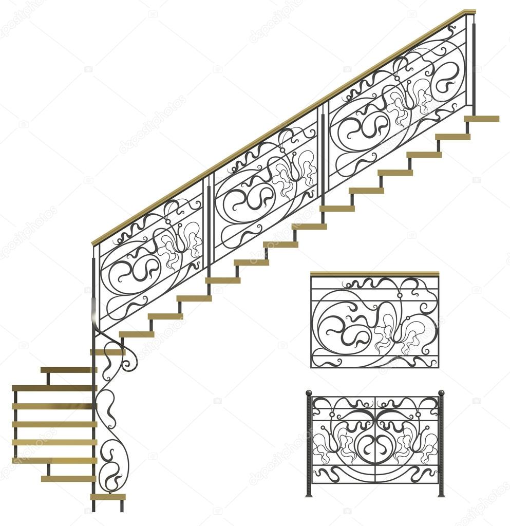 Image Result For Wrought Iron Handrails For Interior Stairs
