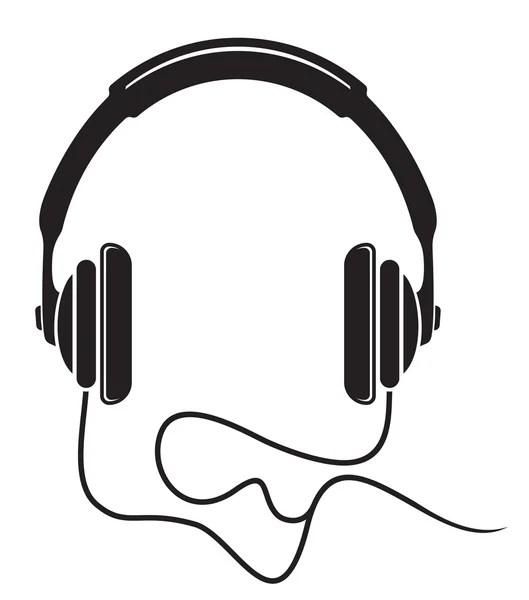 Headphones icon — Stock Vector © 876896789 #49200773