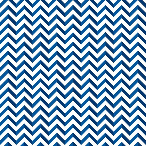Blue vector CHEVRON pattern