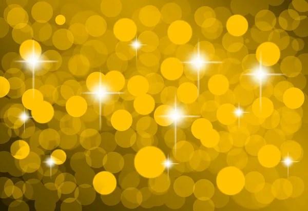 Christmas Golden light background