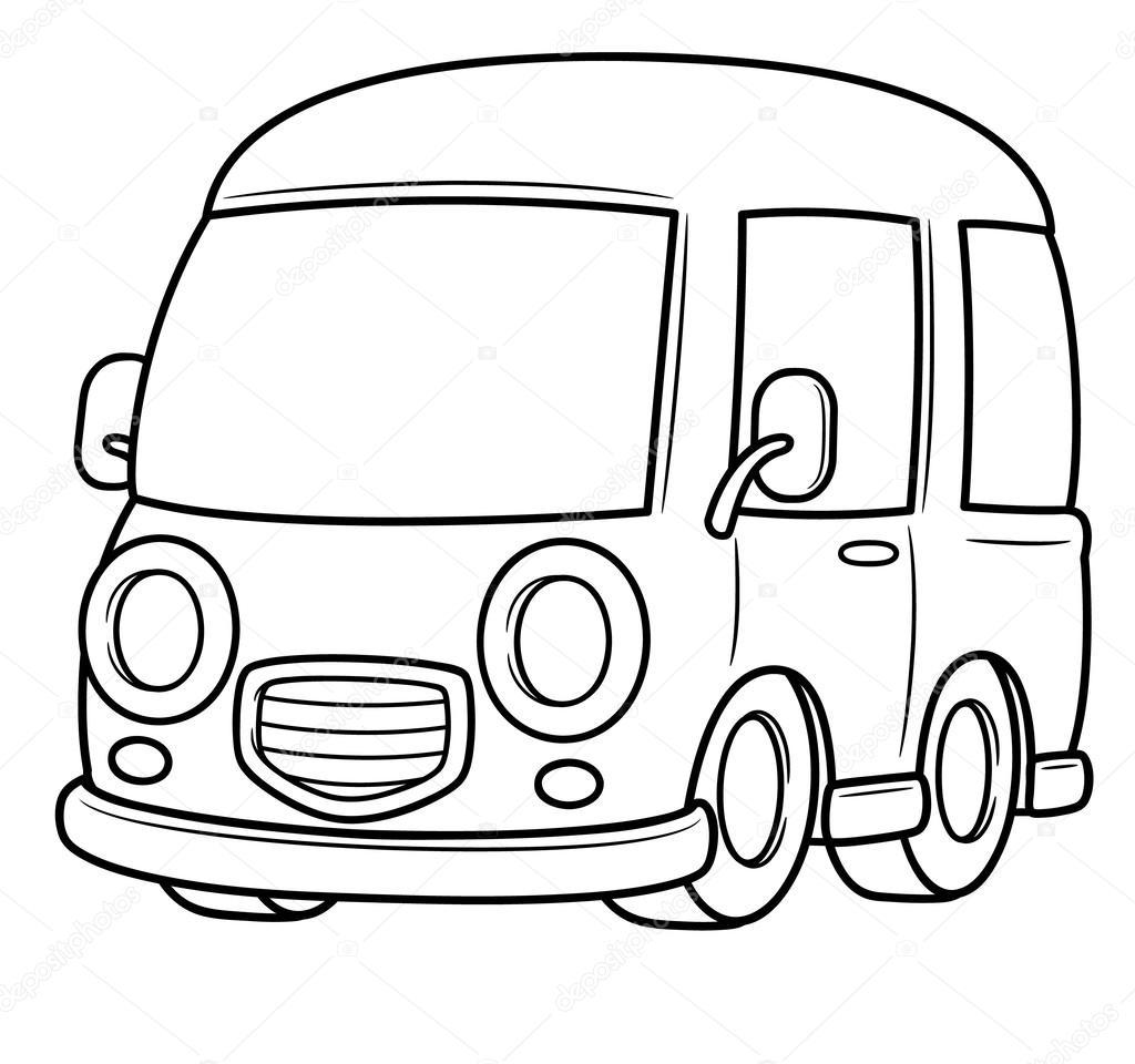 Clipart Van