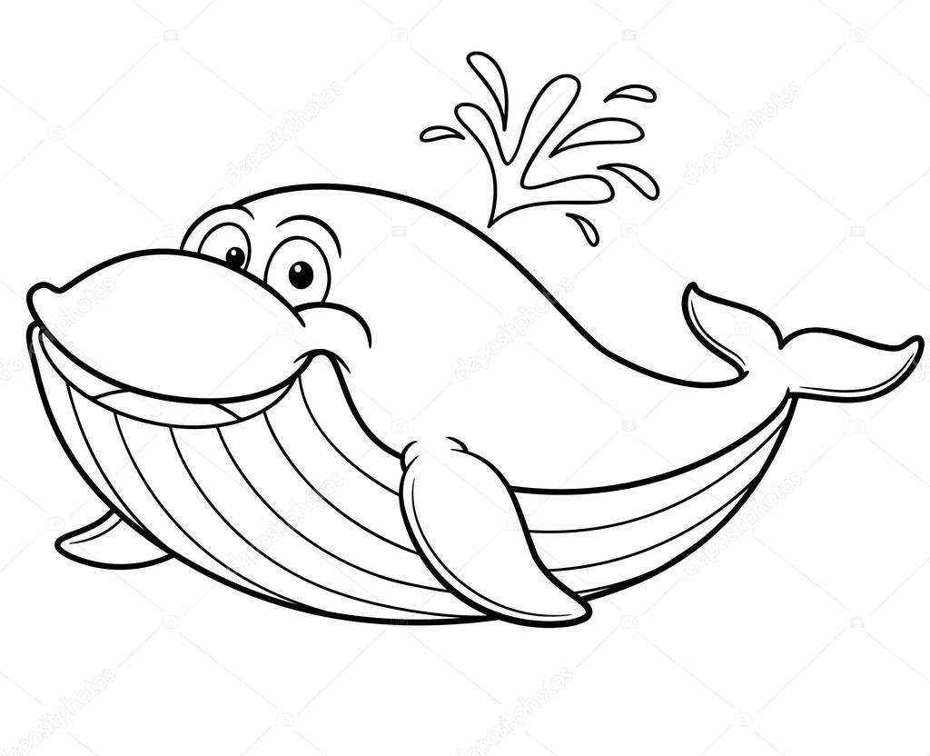 Kreskowka Wieloryb