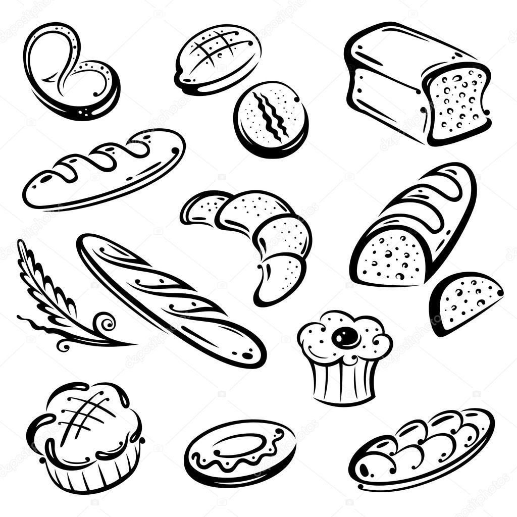 Bread Bakery Breakfast