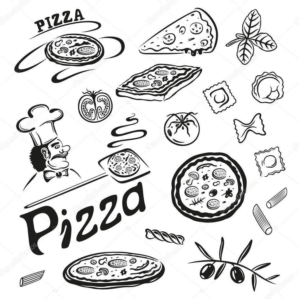 Pizza Pasta Fast Food