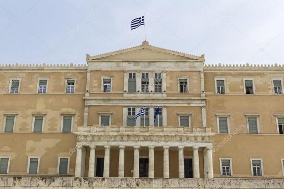 yunanistan parlamento binası ile ilgili görsel sonucu