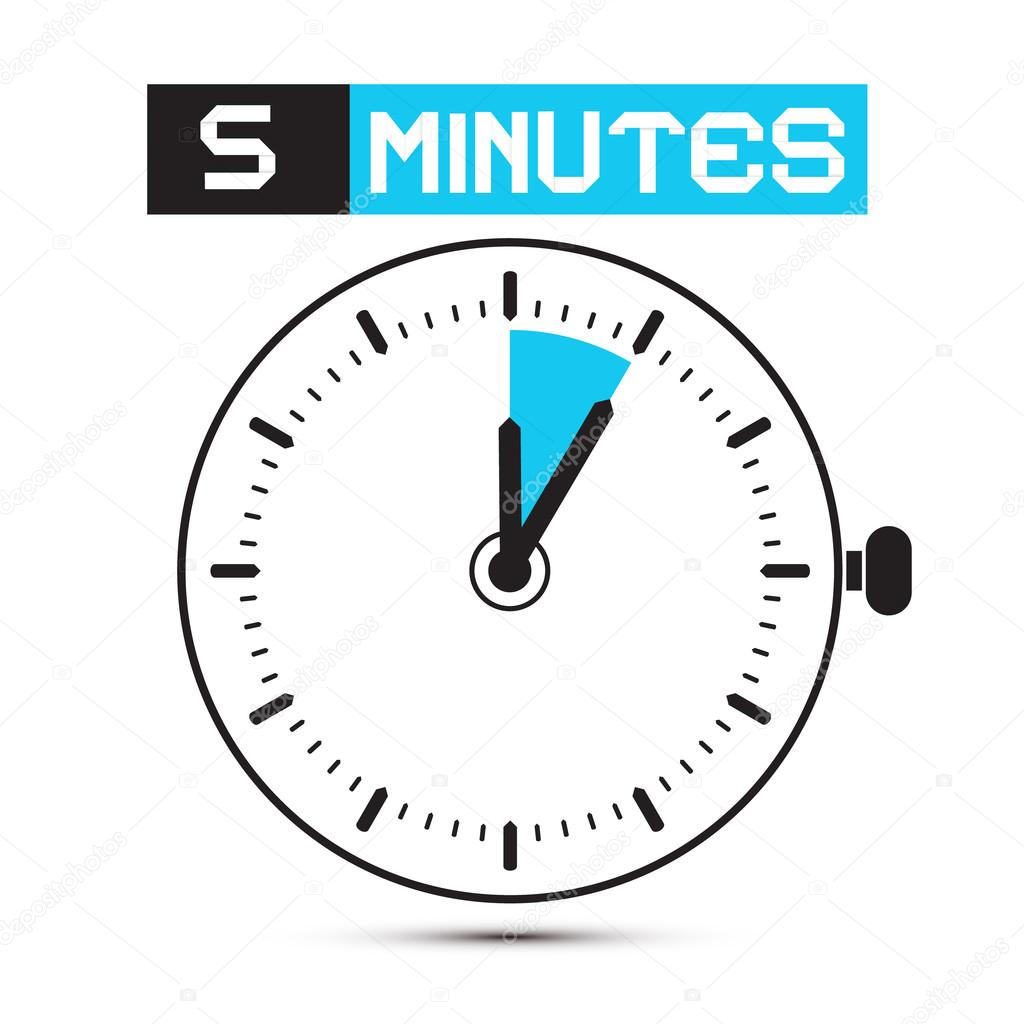 Five Minutes Stop Watch