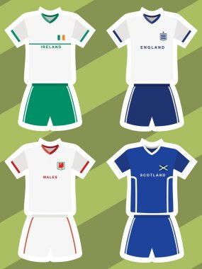 Template Jersey Cdr : template, jersey, Abstract, Football, Tshirt, Template, Vector, Illustration, Graphic