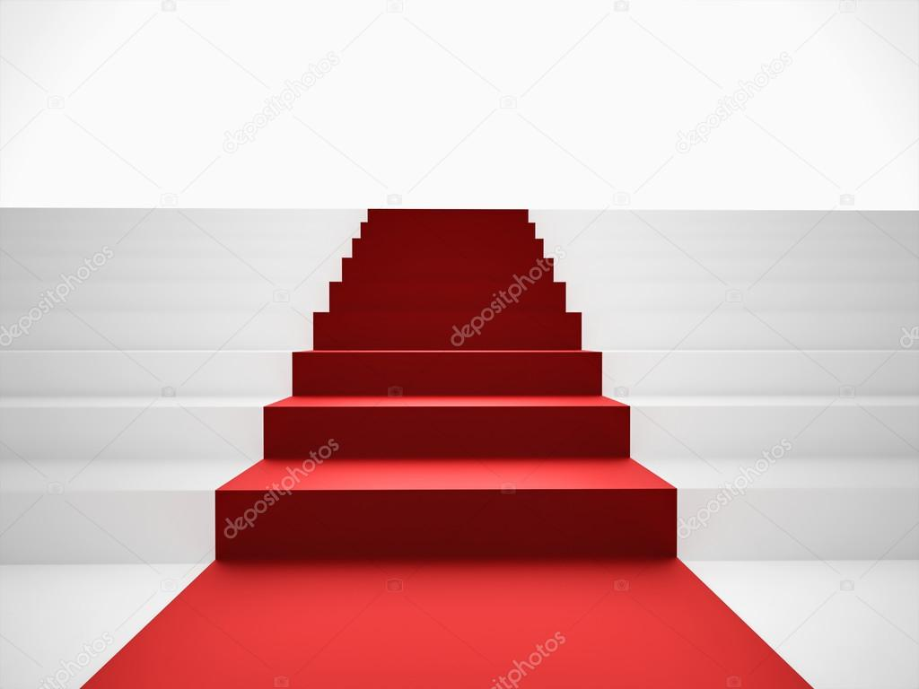 Roter Teppich Wallpaper Treppen Mit Roten Teppich Stockfoto Pupes 45976121
