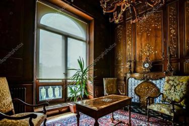 Old medieval castle interior Stock Editorial Photo © sorokopud #49005533