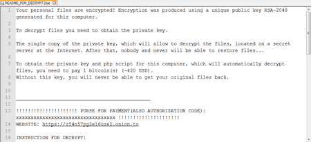 screen Linux.Encoder.1 #drweb
