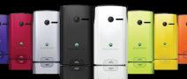 Sony Ericsson Yendo Mobile