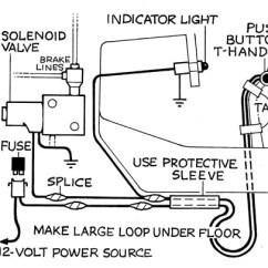 Nitrous Oxide Wiring Diagram 2000 Pontiac Grand Prix Gt Install A Brake Line-lock - How To Hot Rod Network