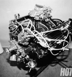 hrdp 9809 01 o 500ci cadillac big block engine build complete engine built [ 1600 x 1200 Pixel ]