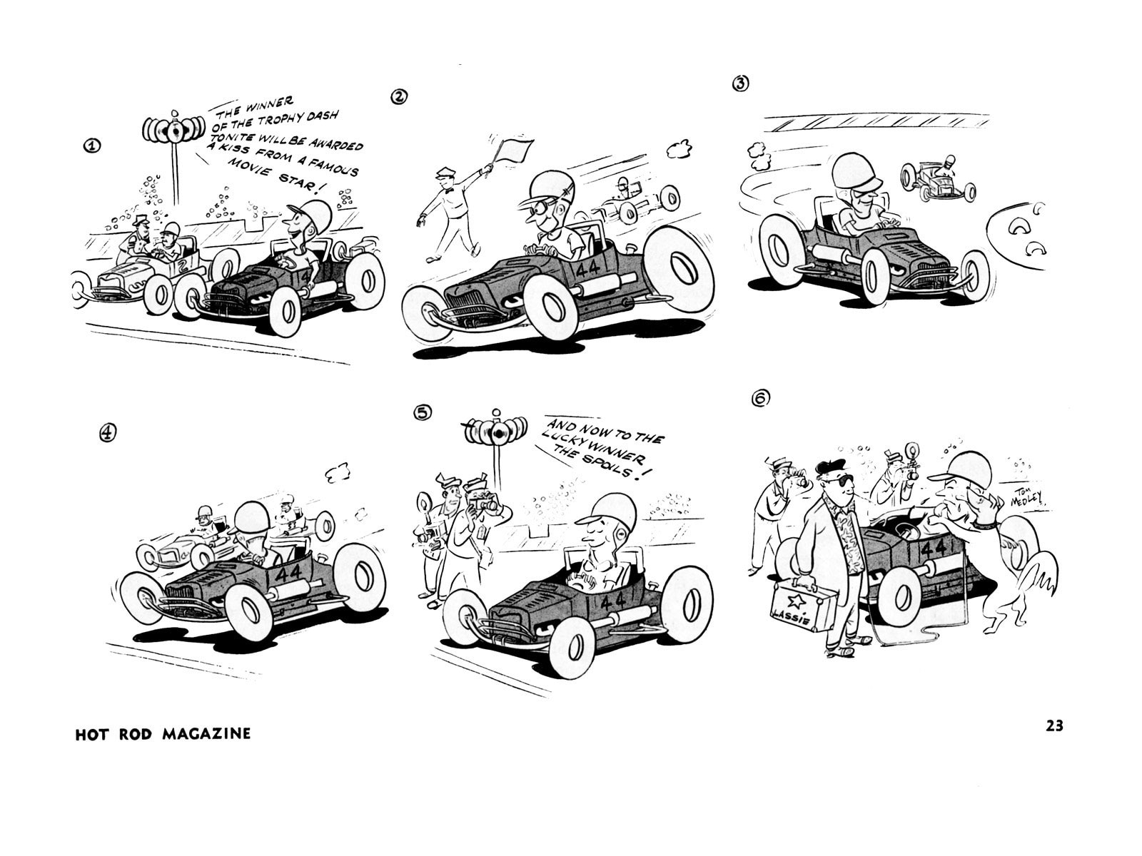 Stroker Mcgurk Cartoon Series