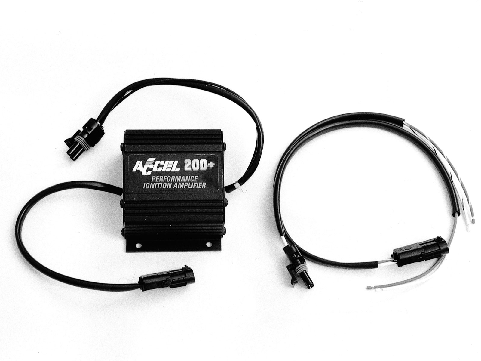hight resolution of ccrp 9811 01 o ignition box comparison accel 200