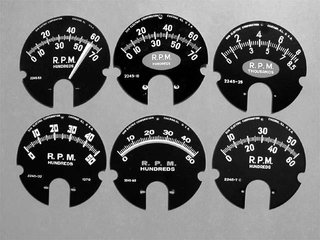 Sun Tachometer Wiring Tune