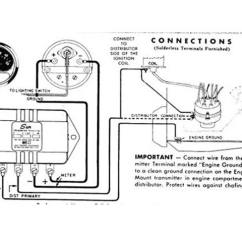 Hot Rod Turn Signal Switch Wiring Diagram 2005 Club Car Precedent Let The Sun Shine!: Tachometer - Tech Articles Network