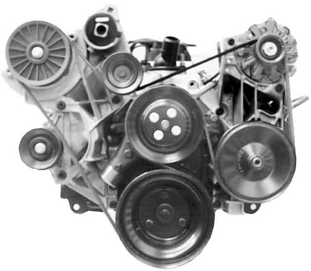 Chevy 454 Engine Belt Diagram Lzk Gallery