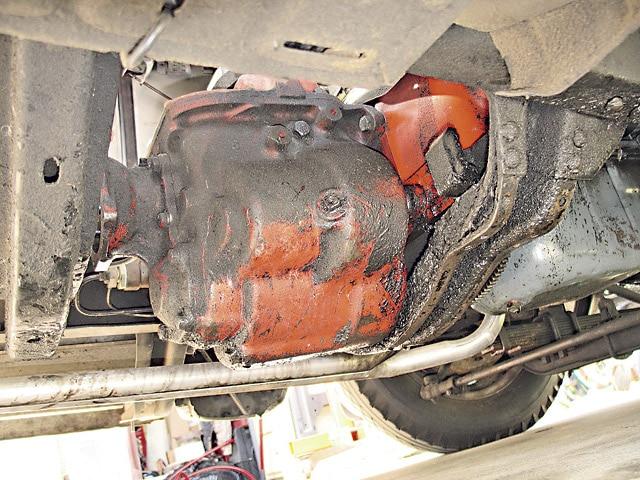 Chevy Truck Transmission