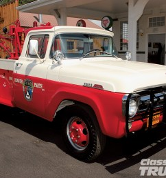 0612clt 01 o 1957 ford f350 pickup truck front grill [ 1600 x 1200 Pixel ]
