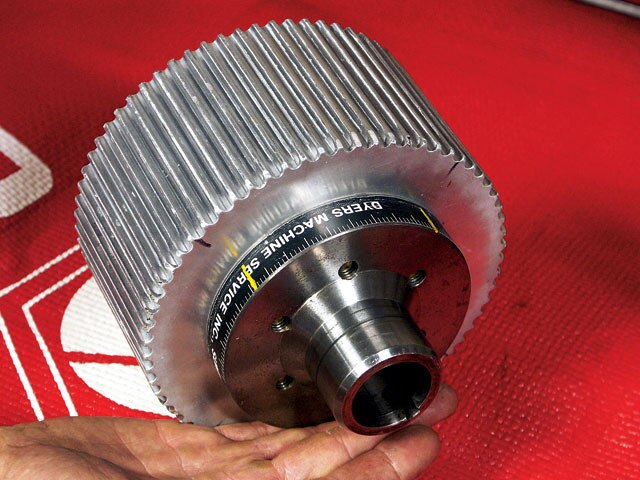 Pontiac Big Block Engines