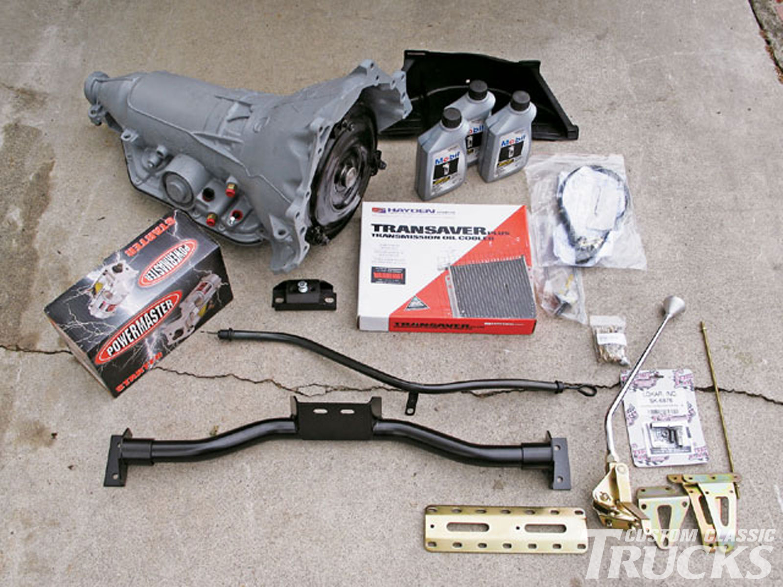 hight resolution of 0703cct 02 z installing a 200r4 transmission transmission parts