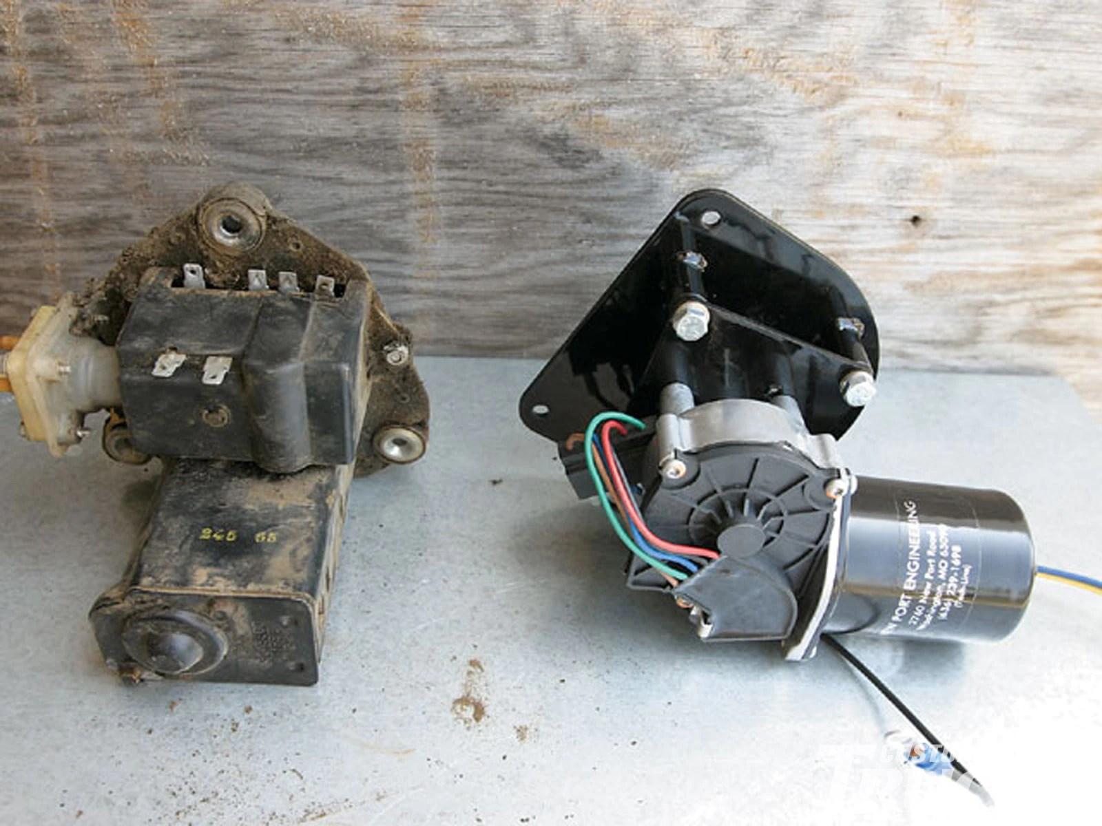 1965 Chevrolet C20 Truck Wiring Diagram 1960 66 Chevy C10 Wiper Upgrade Hot Rod Network