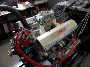 AMC 360 Engine Build  370ci CCRambler Engine Makes 480HP