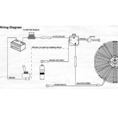 Spal Electric Fan Wiring Diagram 2005 Chrysler 300c Fuse Sbc Schematic Manual E Books Installing An Improved