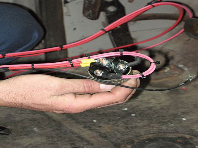 American Autowire Wiring Harness 1953 Chevy Truck Wiring Harness Down To The Wire Hot