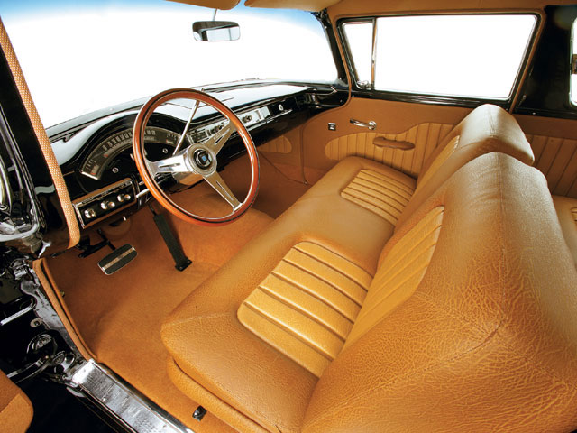 Pontiac Wagon 1956 Door 4