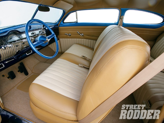 Chevy Mirror Wiring Custom 1950 Mercury Hot Rod Network