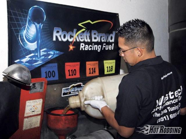 Pump Gas Versus Race Gas - Hot Rod Network