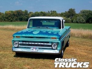 1966 Chevy Truck  Classic Trucks  Hot Rod Network