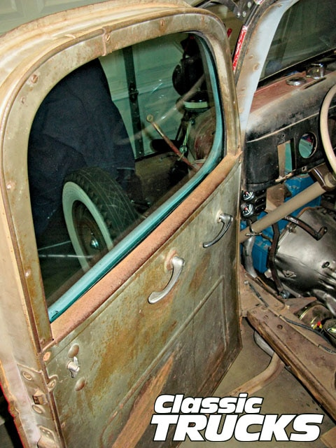 Hot Wiring Power Windows