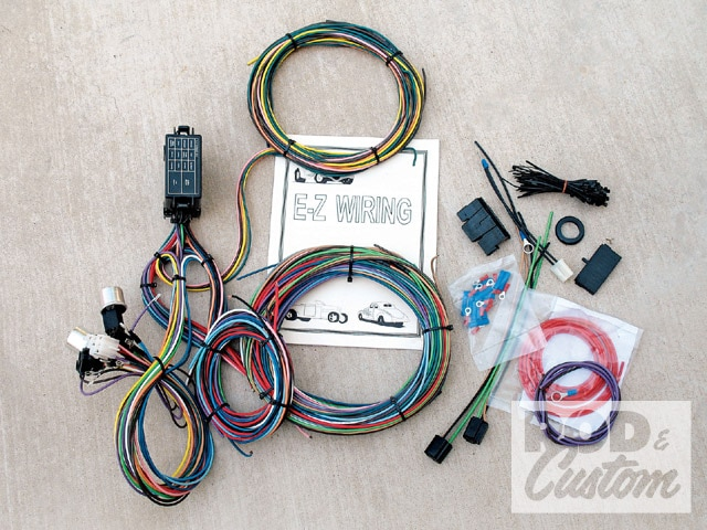 EZ Wiring Harness Hot Rod Network