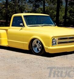 0910cct 01 o 1971 chevy c10 pickup truck front bumper [ 1600 x 1200 Pixel ]