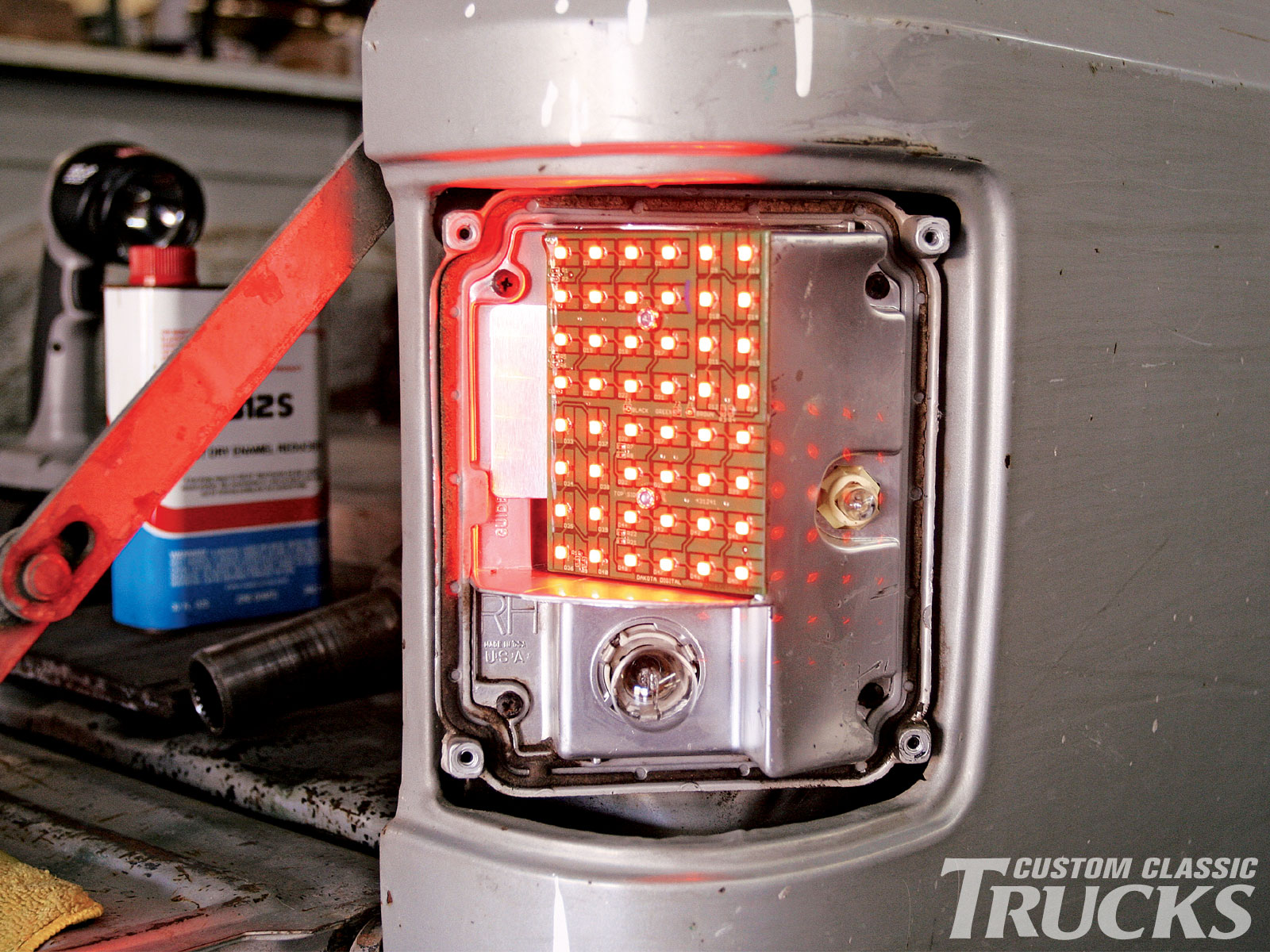 hight resolution of 1979 chevy c10 led taillight conversion kit install hot rod network1979 chevy tail light wiring